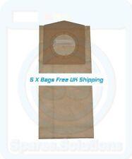 5x Dust Bags for Dirt Devil Hand Held Handy Zip Hand Held Handy Plus Type