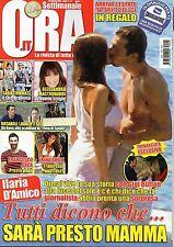 Ora.Gigi Buffon & Ilaria D'Amico,Michelle Rodriguez,Claudio Marchisio,Balotelli