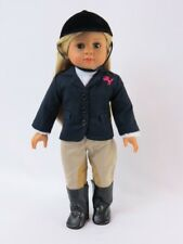 Riding Outfit 18 Inch Dolls  by American Fashion World New
