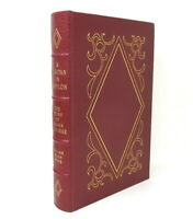 Easton Press Calvin Coolidge A Puritan in Babylon Leather Library of Presidents
