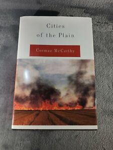 The Border Trilogy: Cities of the Plain by Cormac McCarthy (1998, Hardcover)
