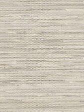 Gris Clair Faux Grasscloth Papier-Peint PA34211