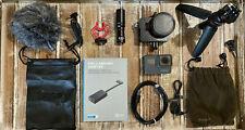 GoPro Hero5 Black Camera 4k Chdhx-501 + Huge Vlogging kit Vlog + Aamic-001