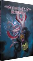 MKG089 Monte Cook Games Numenera RPG: Ninth World Bestiary 2 Hardcover