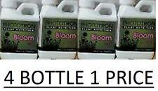 "PHOTOTRON GROWLIFE DYNA GRO LIQUID BLOOM HYDRO NUTRIENT 3-12-6 ""4 BOTTLE"" X 11oz"