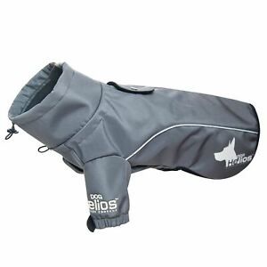 Dog Helios Extreme Soft-shell Performance Fleece Winter Dog Coat