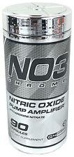 Cellucor NO3 Chrome Nitric Oxide Pump Amplifier w/ Arginine Nitrate 90 Capsules