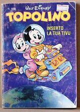 Topolino 1836 - walt disney   - 3 febbraio 1991