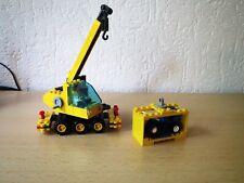 Lego 3 tourniquets noirs set 740 7657 6352 8781 3 black turntable