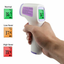 Non Contact Digital Lcd Infrared Thermometer