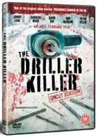 Nuovo The Driller Assassino - Uncut DVD
