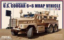 Véhicule MRAP US COUGAR 6X6 - KIT MENG MODEL 1/35 n° SS005
