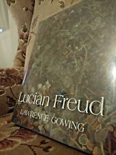 LUCIAN FREUD BY LAWRENCE GOWING THAMES & HUDSON HB 1982