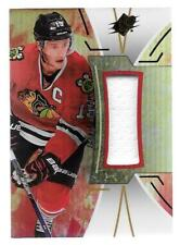 JONATHAN TOEWS 2016-17 SPx  GAME USED JERSEY