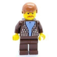 LEGO Minifigure Uncle Vernon Dursley hp023 Harry Potter