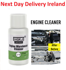Car Engine Cleaner Washer Heavy Oil Remover Dilute with Water 1:8 20ml=160ml