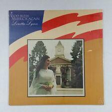 LORETTA LYNN God Bless America Again DL75351 LP Vinyl SEALED
