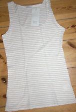Noa Noa Basic Top Shirt Sailor Underwear Salt Striped size: L Neu