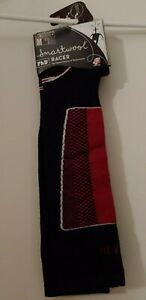 Smartwool Unisex Merino Wool Crew Socks PHD Racer Socks Peter Glenn M NWT $22.95