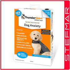 ThunderShirt Dog Anxiety Jacket Grey - All sizes XXS XS S M L XL XXL