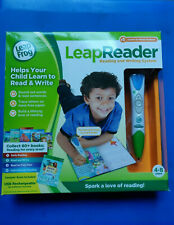 LeapFrog LeapReader Reading & Writing System (4-8 yrs) Works Great Euc