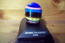Voitures Formule 1 miniatures MINICHAMPS sur jacques villeneuve