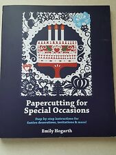 Papercutting for special occasions Book
