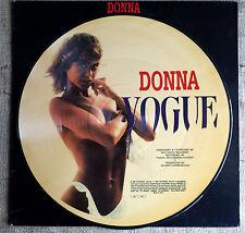 Donna – Vogue Label: Discomagic Records -  Vinyl PICTURE DISC