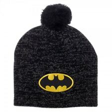 DC Comics Batman Metallic Lurex Pom Beanie
