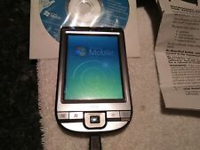 HP iPAQ Pocket PC 111 with Charger, Stylus, Leather Case,