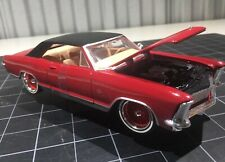 **FAN CUSTOMIZED** Maisto 1965 Buick Riviera Gran Sport 1:26 Diecast (1:24 Jada)