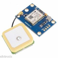 GY-NEO6MV2 Ublox GPS Module with  Active Antenna and header pins