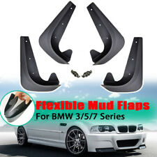 Mudflaps Mud Flaps For BMW 3/5/7 Series F10 Front Rear Mudguards Splash Guards