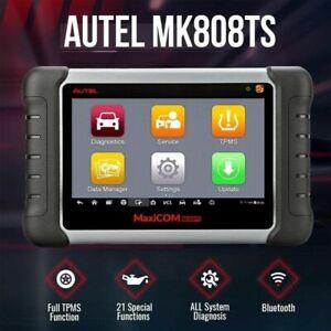 Autel MaxiCom MK808TS OBD2 All Diagnostic Scanner Full System Car Code Reader