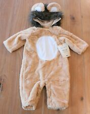 NWT Pottery Barn Kids BABY LION Halloween Costume Infant 0-6 Months