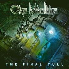 ONE MACHINE - The Final Cull - CD DIGIPACK