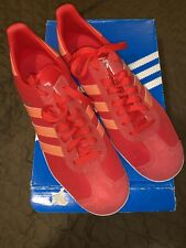 Adidas Gazelle II Mens Sz 10 wore once in excellent condition with original box