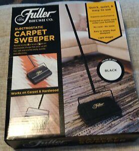 Fuller Brush 17027 Electrostatic All Surface Sweeper - Black