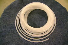 "1/4"" Pneumatic Polyethylene Tubing for Push to Connect Fittings Clear PE0417-N"