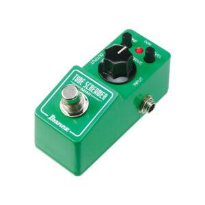 IBANEZ TS Mini ❘ Tubescreamer ❘ Distortion ❘ Overdrive ❘ Mini-Effektpedal