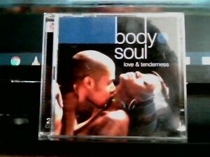 TIME LIFE BODY & SOUL LOVE & TENDERNESS TL BAS/02 2CD 30 HITS NEAR MINT SYLVIA