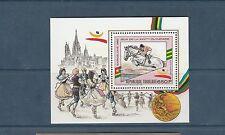 Togo bloc   jeux olympiques de  Barcelone      de 1989   num:  279A  **
