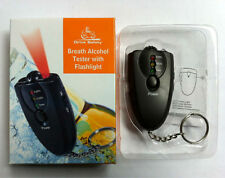 Breath Alcohol Tester with Timer Led , key chin