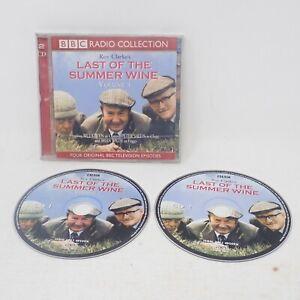 LAST OF THE SUMMER WINE - Volume 1 (2 Audio CDs 2004) BBC Radio Collection