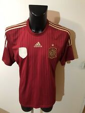 Maillot Foot Ancien Espagne Taille L