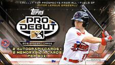 2016 Topps Pro Debut Baseball - Pick A Player