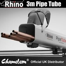 Rhino 3M Universal Van Roof Rack Bars Conduit Trunking Carrier Copper Pipe Tube