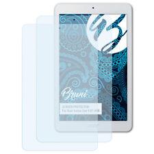 Bruni 2x Schermfolie voor Acer Iconia One 8 B1-860 Screen Protector
