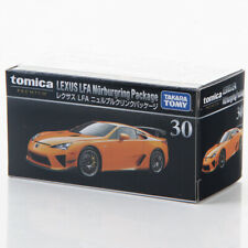 Tomica Premium 30 Lexus LFA Nurburgri Package 1:62 Metal Diecast Model Toy Car