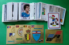 PANINI EC EURO 84 - choose your stickers n.1/131 - removed vg condition [MAX]
